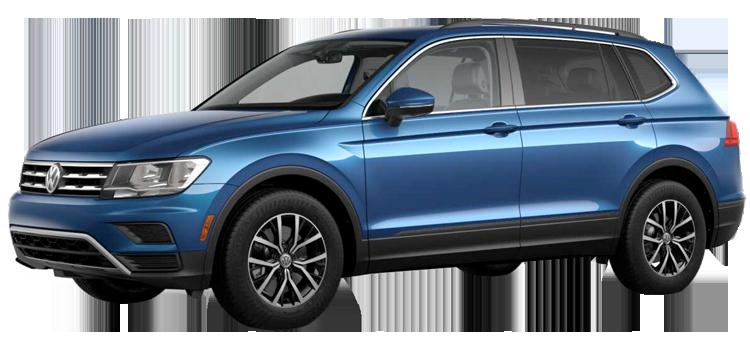Used 2019 Volkswagen Tiguan SE