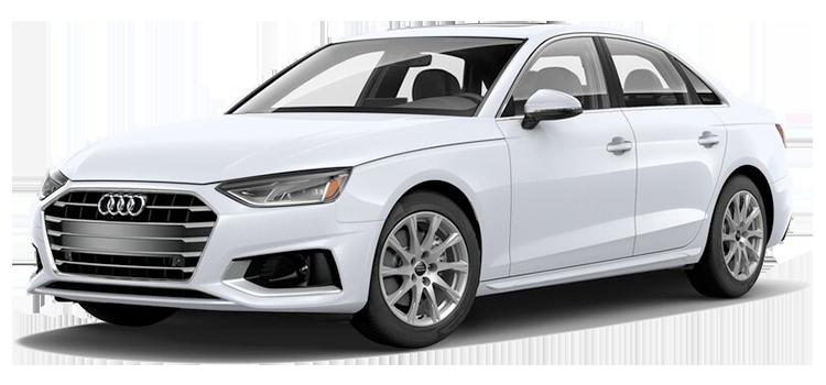 used 2020 Audi A4 Sedan Premium