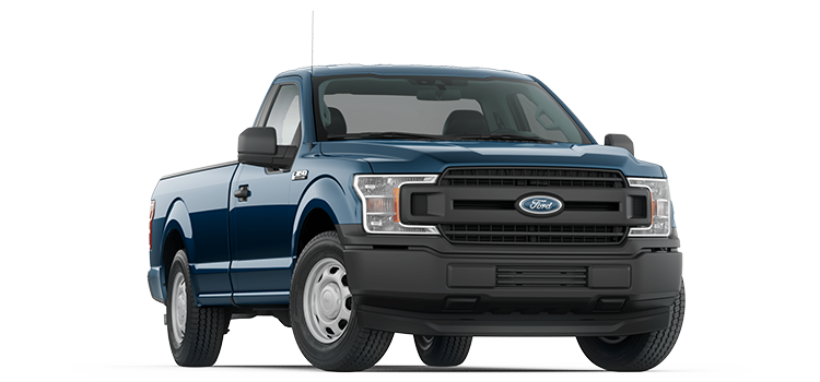 Hutto Ford - 2020 Ford F-150 Regular Cab 8