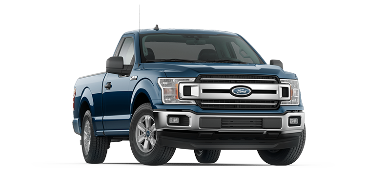 Hutto Ford - 2020 Ford F-150 Regular Cab 6.5