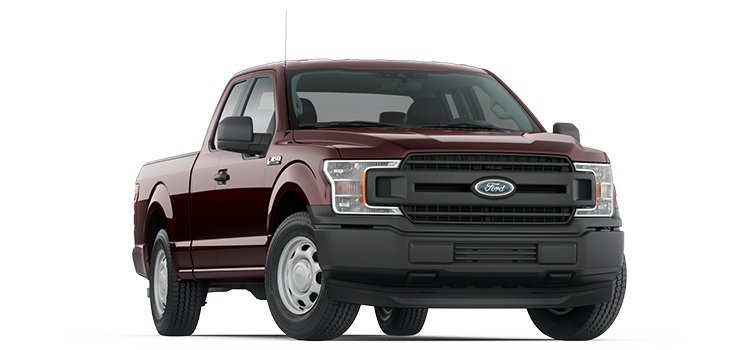 Round Rock Ford - 2020 Ford F-150 SuperCab 6.5