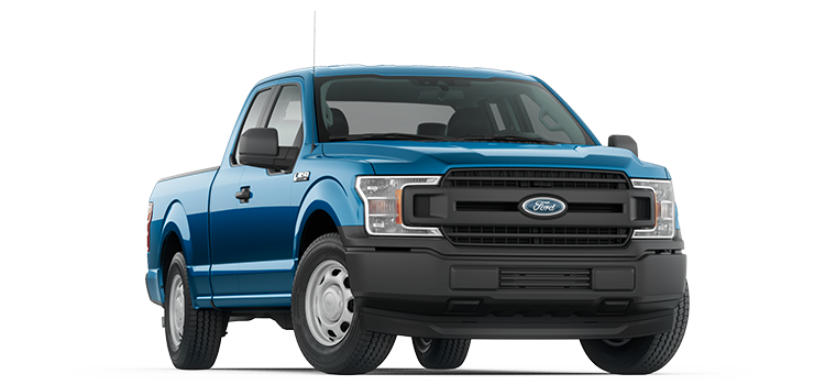 Georgetown Ford - 2020 Ford F-150 SuperCab 6.5