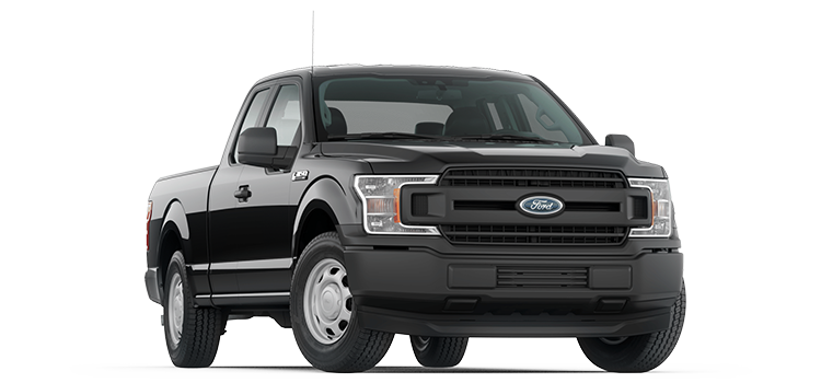 Hutto Ford - 2020 Ford F-150 SuperCab 6.5