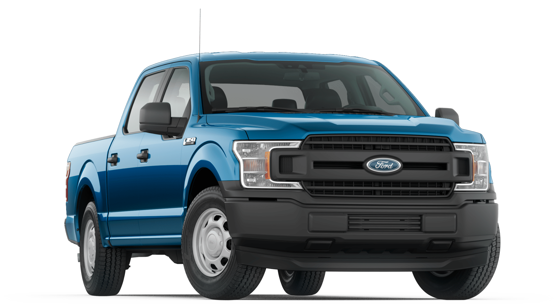 Round Rock Ford - 2020 Ford F-150 SuperCrew 5.5