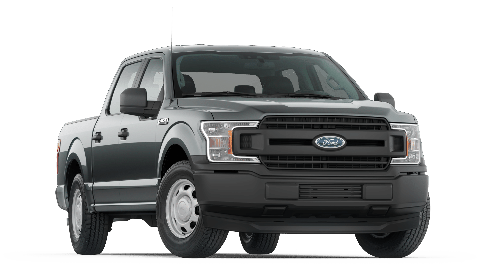 Bastrop Ford - 2020 Ford F-150 SuperCrew 5.5