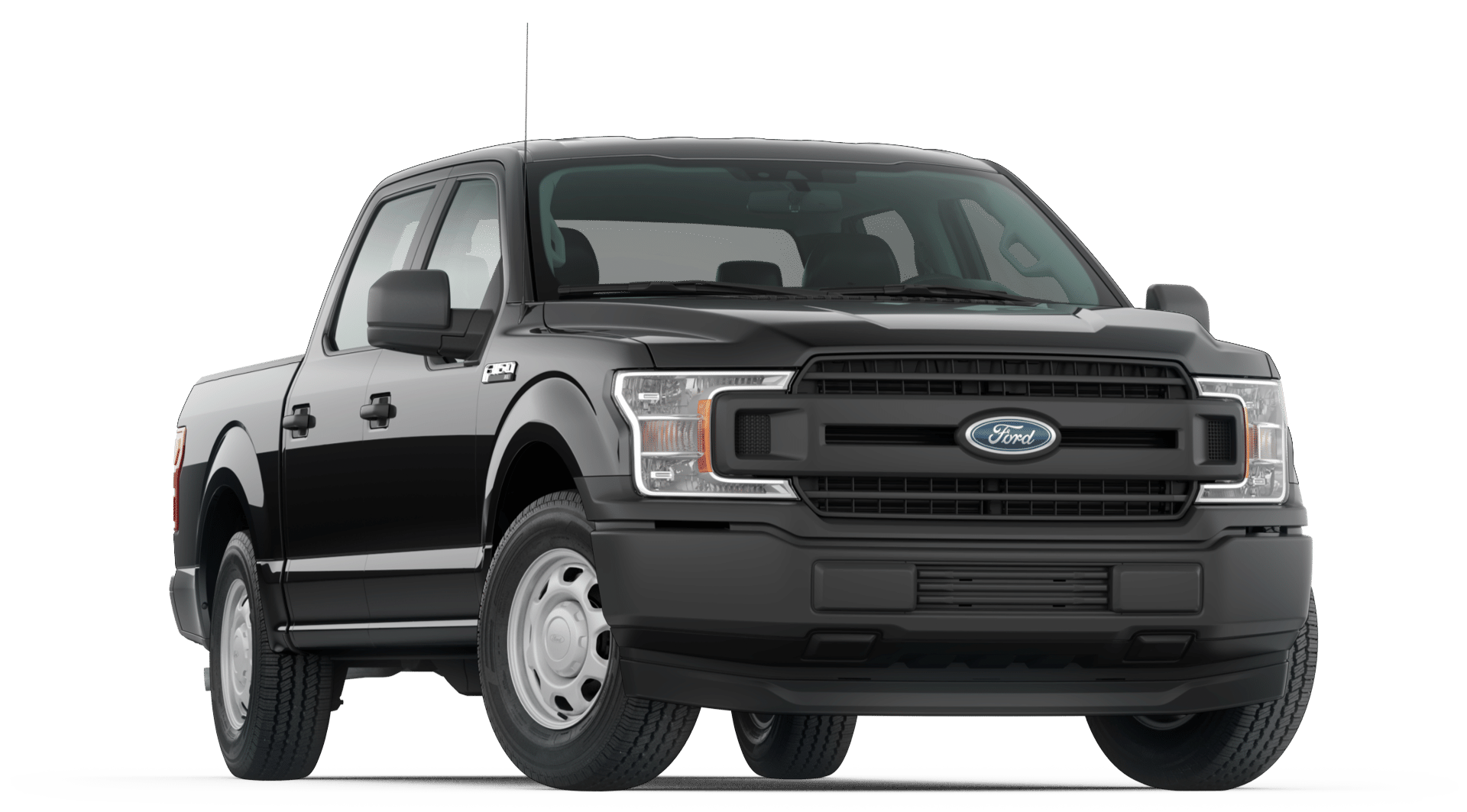 Austin Ford - 2020 Ford F-150 SuperCrew 5.5
