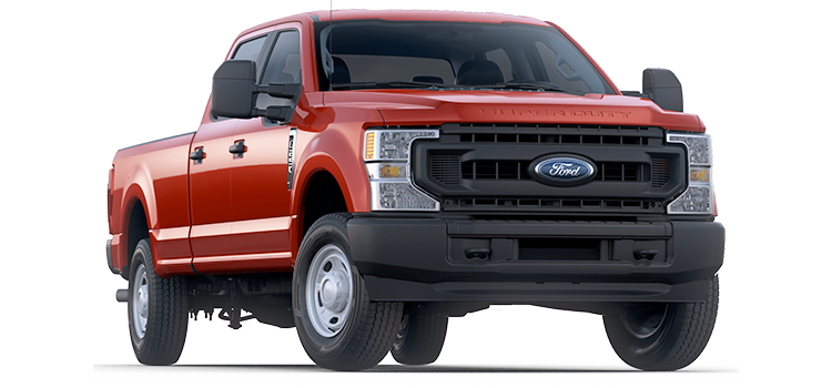 Georgetown Ford - 2020 Ford Super Duty F-250 Crew Cab 8