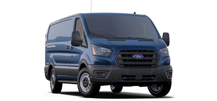 Hutto Ford - 2020 Ford Transit Cargo Van 130 WB Regular 150 Low Roof