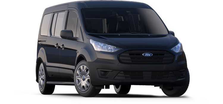 Georgetown Ford - 2020 Ford Transit Connect Wagon (Rear 180 Degree Door) XL