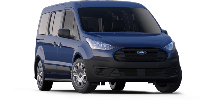 Austin Ford - 2020 Ford Transit Connect Wagon (Rear 180 Degree Door) XL