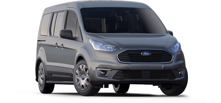 Hutto Ford - 2020 Ford Transit Connect Wagon LWB (Rear Liftgate) XLT