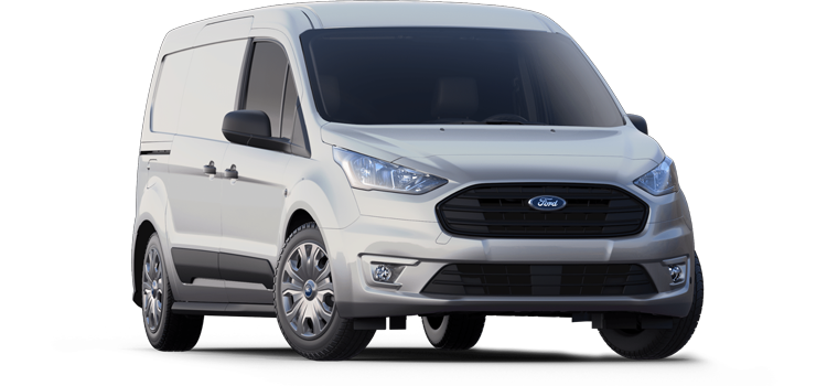 Hutto Ford - 2020 Ford Transit Connect Van LWB (Rear 180 Degree Door) XLT