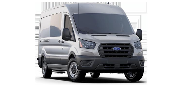 Georgetown Ford - 2020 Ford Transit Crew Van 148 WB Long 150 Medium Roof
