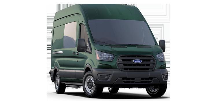 Buda Ford - 2020 Ford Transit Crew Van 148 WB Long 250 High Roof