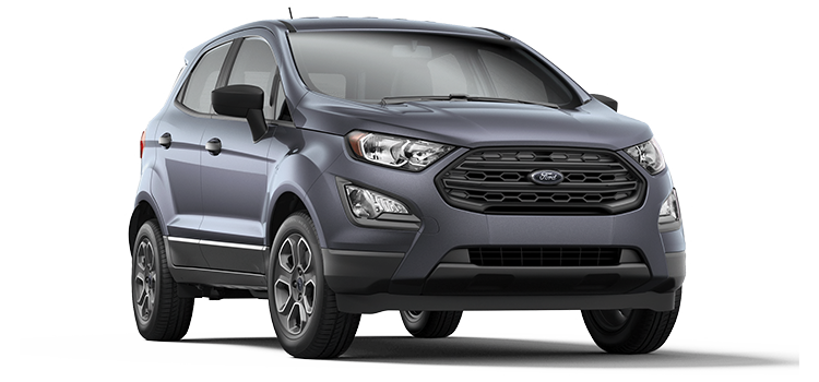 2020 Ford EcoSport S Front-wheel Drive Sport Utility