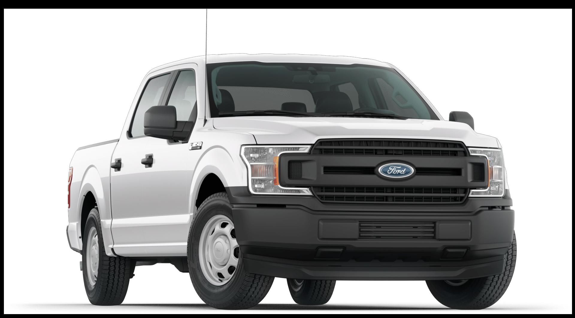 2020 Ford F-150 F150 4X2 CREW