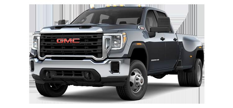 2020 GMC Sierra 3500 HD DRW Crew Cab