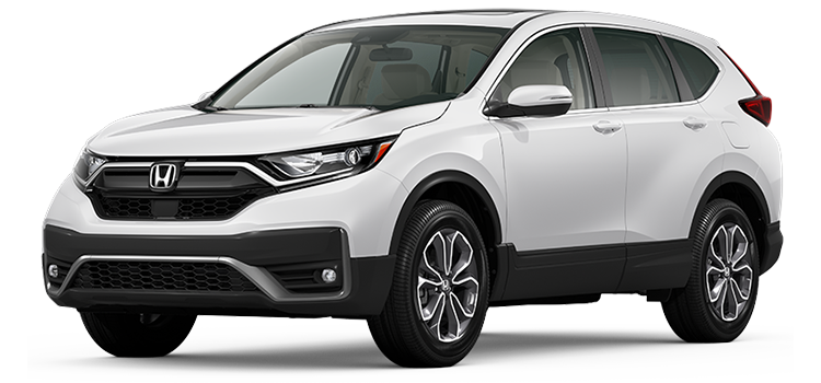 new 2020 Honda CR-V 1.5T L4 EX-L