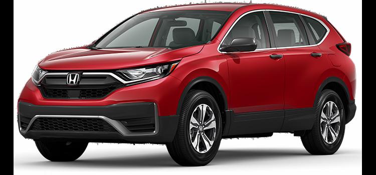 new 2020 Honda CR-V 1.5T L4 LX