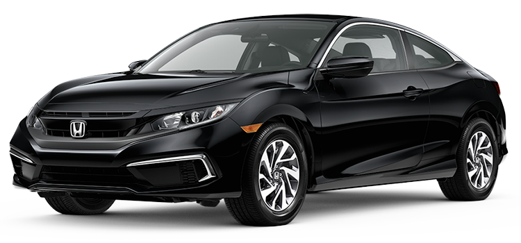 new 2020 Honda Civic Coupe 2.0 L4 LX