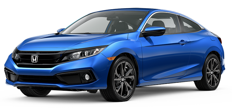 new 2020 Honda Civic Coupe 1.5T L4 Touring