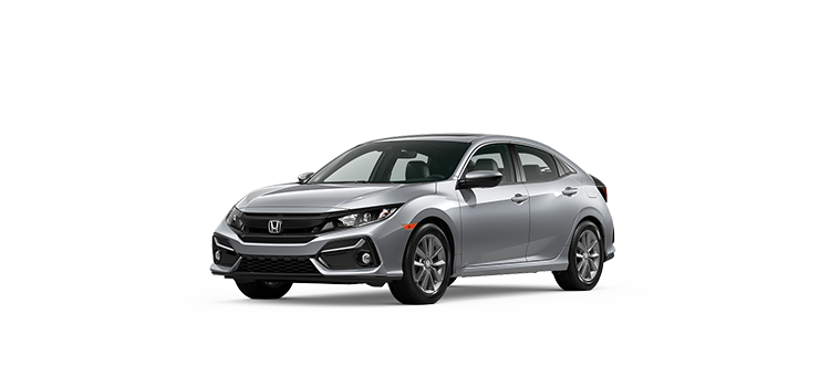 new 2020 Honda Civic Hatchback 1.5T L4 EX-L