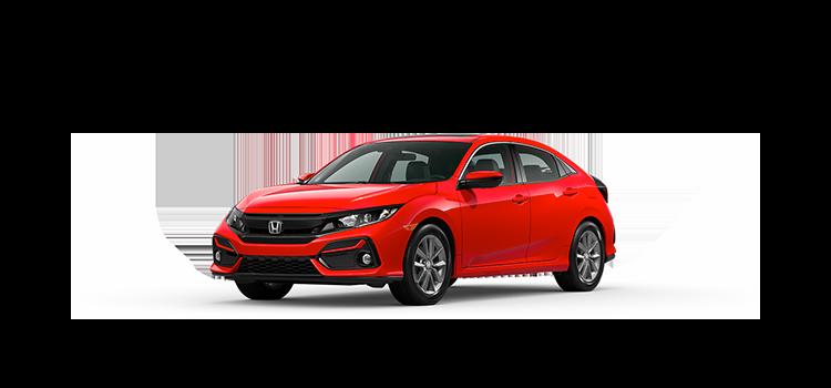 2020 Honda Civic Hatchback image