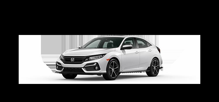 new 2020 Honda Civic Hatchback 1.5T L4 Sport Touring