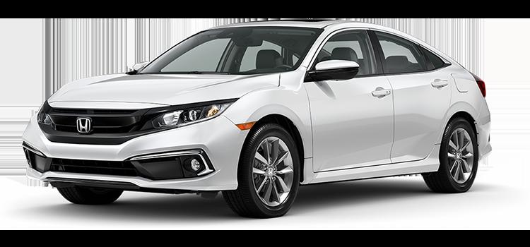 new 2020 Honda Civic Sedan 1.5T L4 EX-L