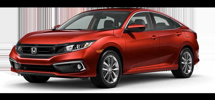 used 2020 Honda Civic Sedan 1.5T L4 EX