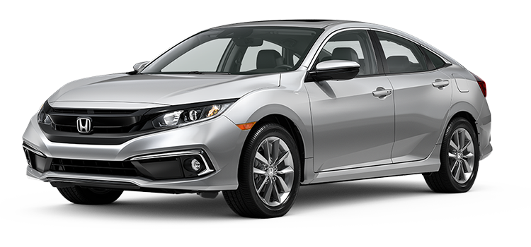 new 2020 Honda Civic Sedan 1.5T L4 EX