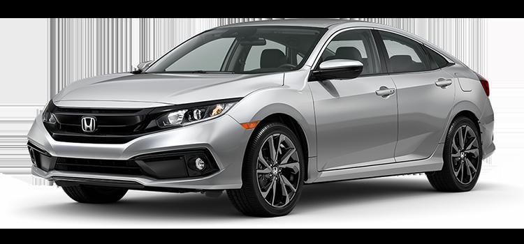 new 2020 Honda Civic Sedan 2.0 L4 Sport