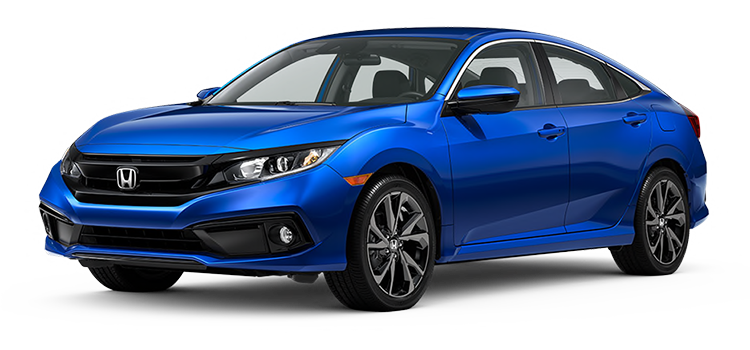new 2020 Honda Civic Sedan 2.0 L4 Sport