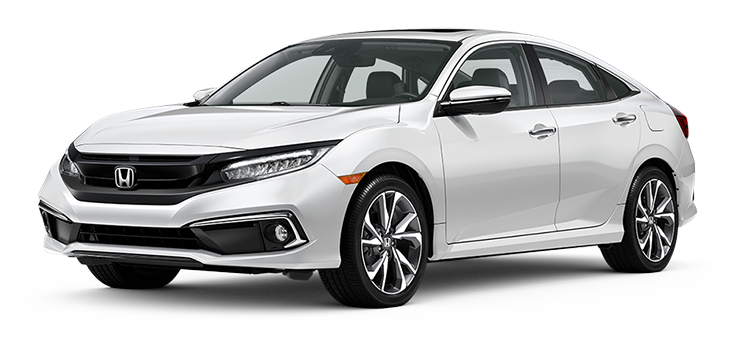 new 2020 Honda Civic Sedan 1.5T L4 Touring