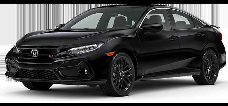 new 2020 Honda Civic Si Sedan 1.5T L4