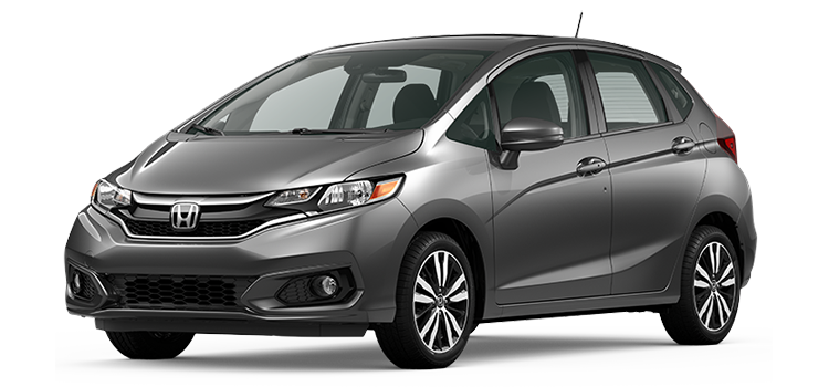 new 2020 Honda Fit CVT EX