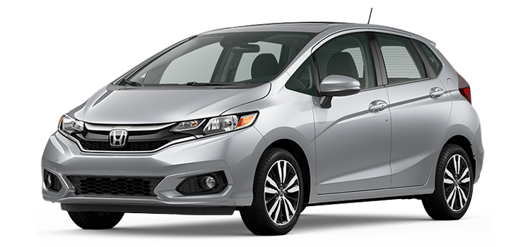 new 2020 Honda Fit CVT EX