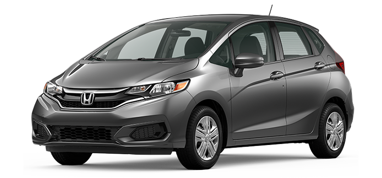 new 2020 Honda Fit CVT LX