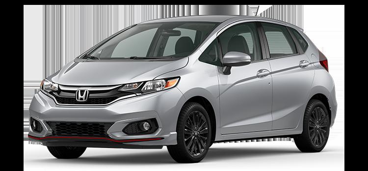 new 2020 Honda Fit CVT Sport