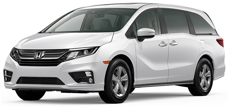 new 2020 Honda Odyssey With Rear Entertainment System and Navigation EX-L