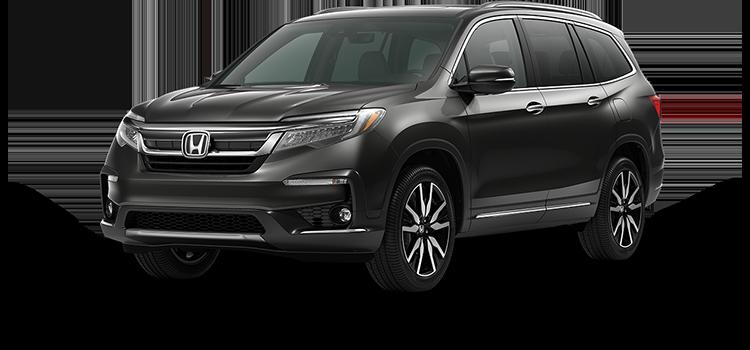 new 2020 Honda Pilot 7 Passenger Touring