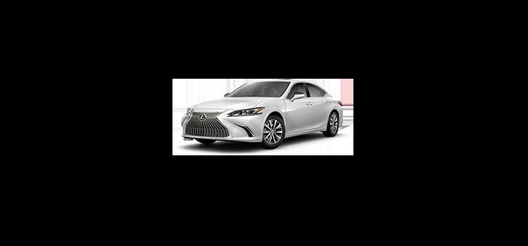 used 2020 Lexus ES NAVIGATION