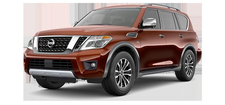 Sedalia Nissan - 2020 Nissan Armada 5.6L V8 SL