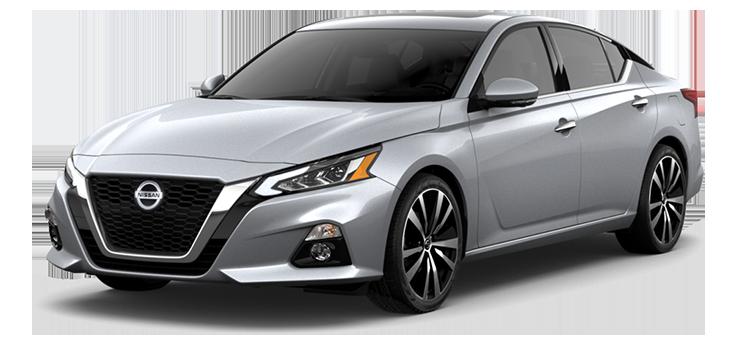 new 2020 Nissan Altima Sedan Xtronic CVT 2.5 Platinum