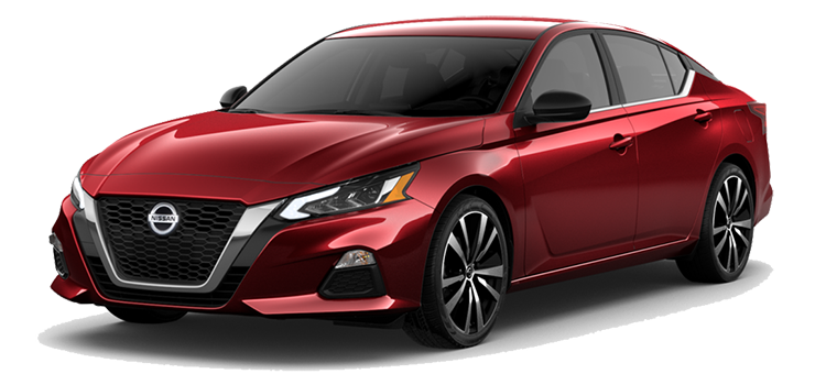 new 2020 Nissan Altima Sedan Xtronic CVT 2.5 SR