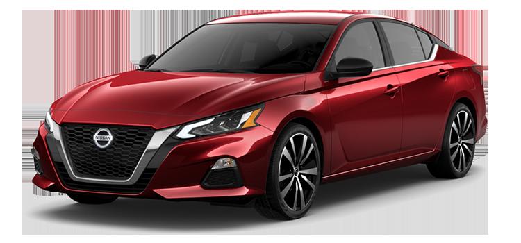new 2020 Nissan Altima Sedan Xtronic CVT 2.5 SR