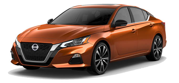 New 2020 Nissan Altima Sedan