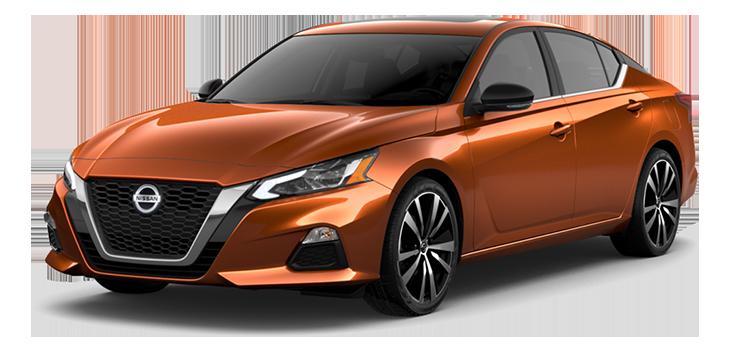 New 2020 Nissan Altima Sedan