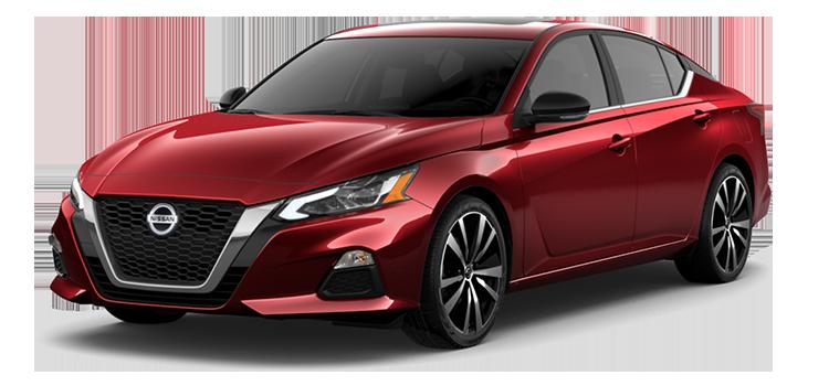 new 2020 Nissan Altima Sedan Xtronic CVT VC-T SR