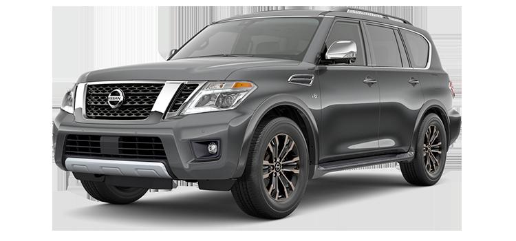 new 2020 Nissan Armada 5.6L V8 Platinum